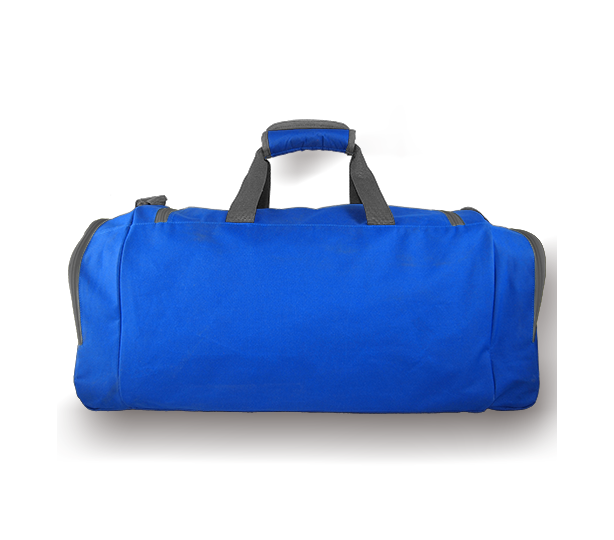 Kings Dome Shaped Carry Bag Royal & White - 2577M