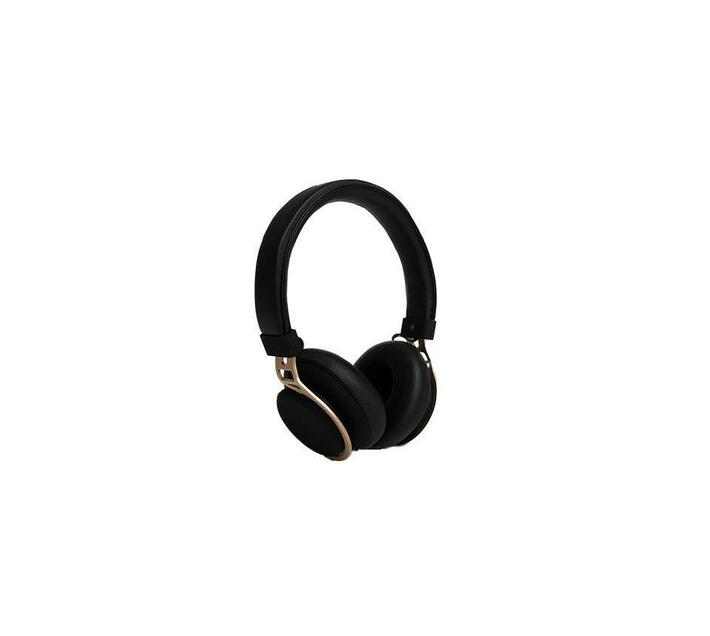 Ultra Link Gravity Bluetooth Headphones - Black & Gold