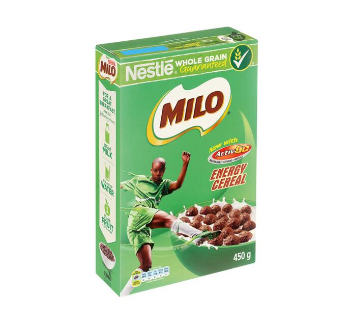 Nestle Milo Cereal Wholegrain (1 x 450g)