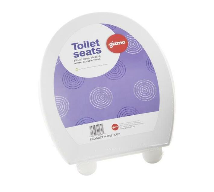 Luxurious Plastic Toilet Seat