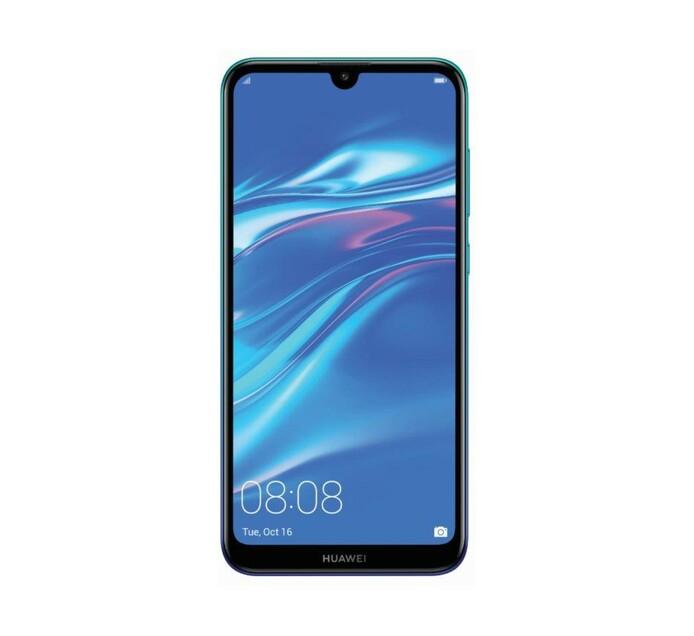 Huawei 32GB Y7 2019 Aurora Blue