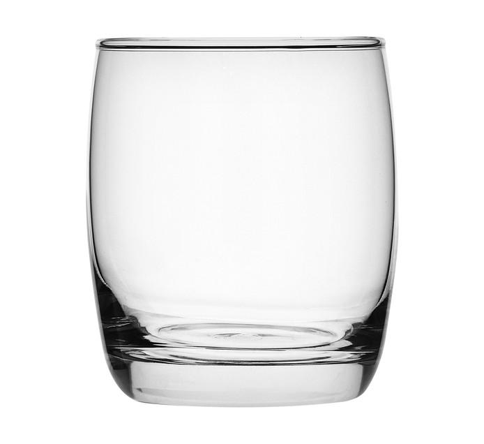 Ocean 320 ml Ivory Rock Glasses 6-Pack