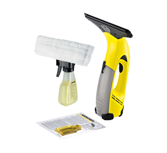 Karcher 3.6 V Electric Window Vacuum Set