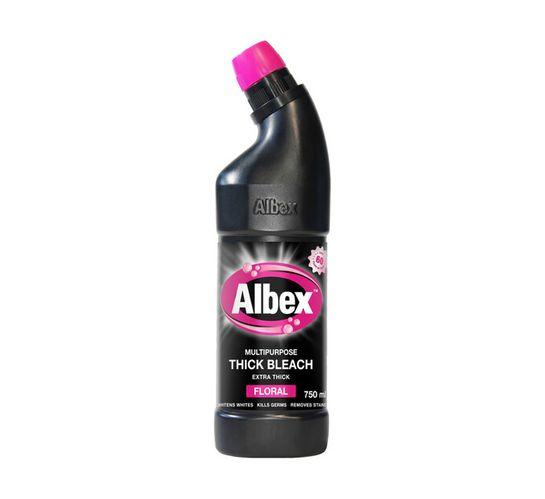 Albex Thick Bleach Floral (1 x 750ml)