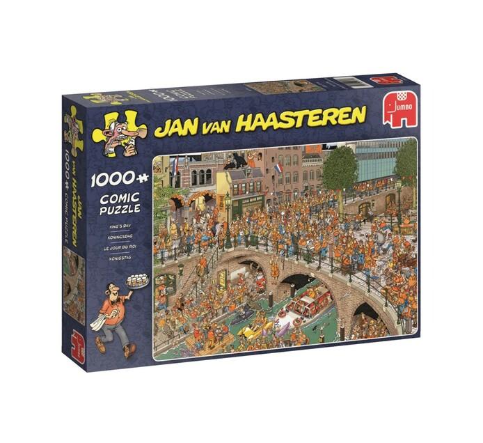 Jumbo Kingsday Puzzle  1000 Piece