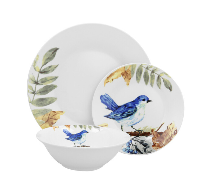12 Piece Aves Dinner Set