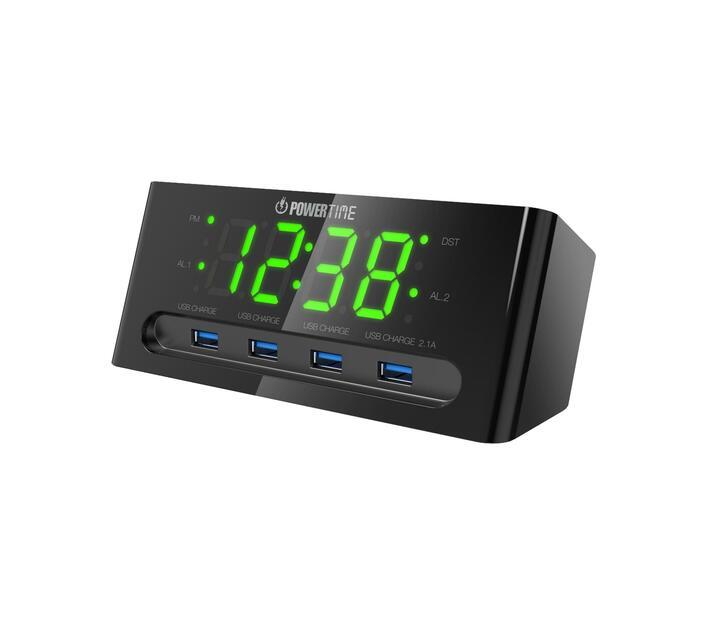 Beare InteliSet Digital Alarm Clock