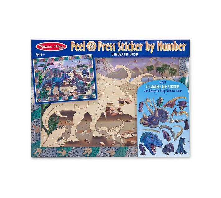 Peel stickers Dinosaur