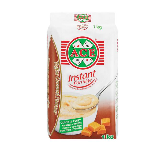 ACE Instant Porridge Toffee Caramel (1 x 1kg)