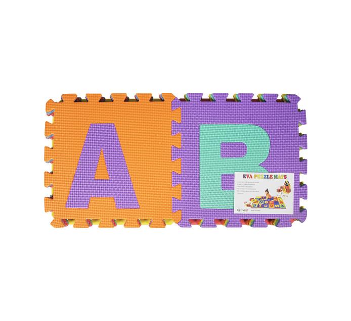 26-Piece EVA Alphabet Floor Play Mat