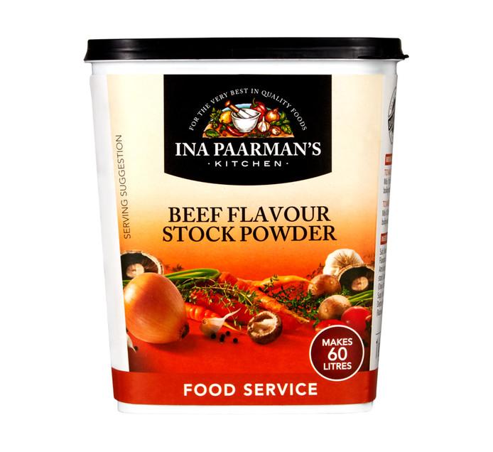 PAARMAN FOODS Stock Powder Beef (1  x 1kg)