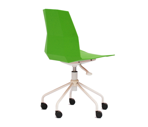 GOF Furniture - Paw Chair - Green