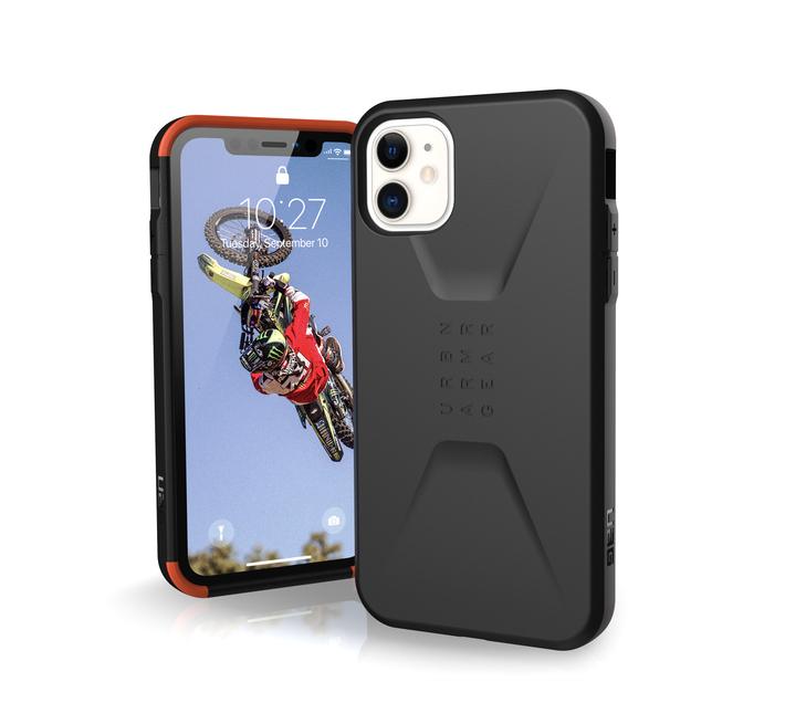 UAG Civilian Case - Apple iPhone 11 (Black)