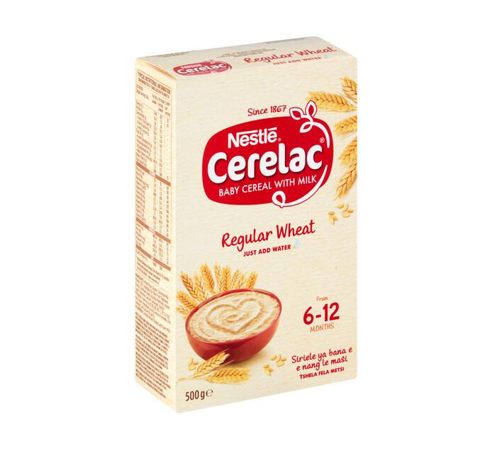 Nestle Cerelac Infant Cereal Regular (6 x 500g)