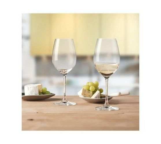 Leonardo White Wine Glass Barcelona City 410 ml Set of 6