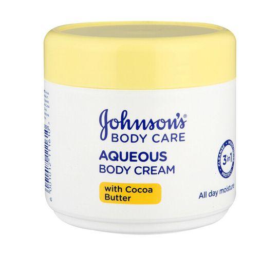 JOHNSONS AQUEOUS B/C COCOA/BTR 350ML