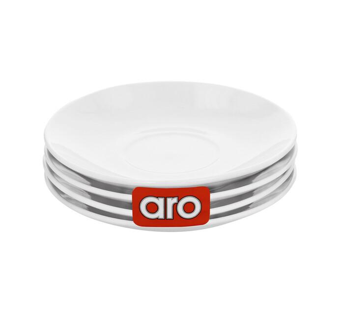 ARO Coffee/Tea Saucers 4-Pack