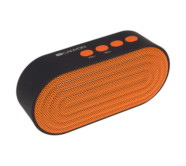 Canyon Wireless Bluetooth Portable Stereo Speaker with Hands-free Function