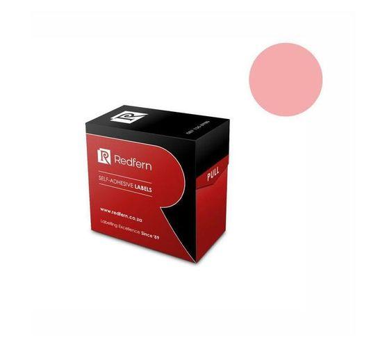 Redfern Self-Adhesive Colour Codes - C19 Pink