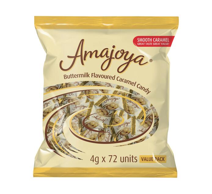 Amajoya Amajoya Candy Buttermilk (1 X 72'S)