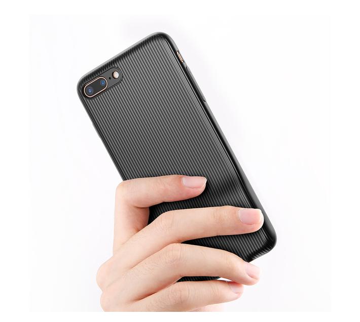 Baseus Audio Case for iPhone 7 Plus & iPhone 8 Plus - Black