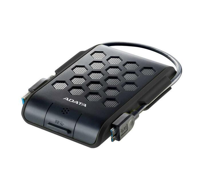 ADATA HD720 Hard drive 1 TB external USB 3.0 - black