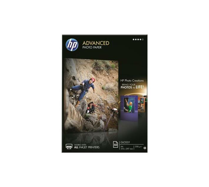 HP Advanced Glossy Photo Paper Glossy photo paper A4 (210 x 297 mm)