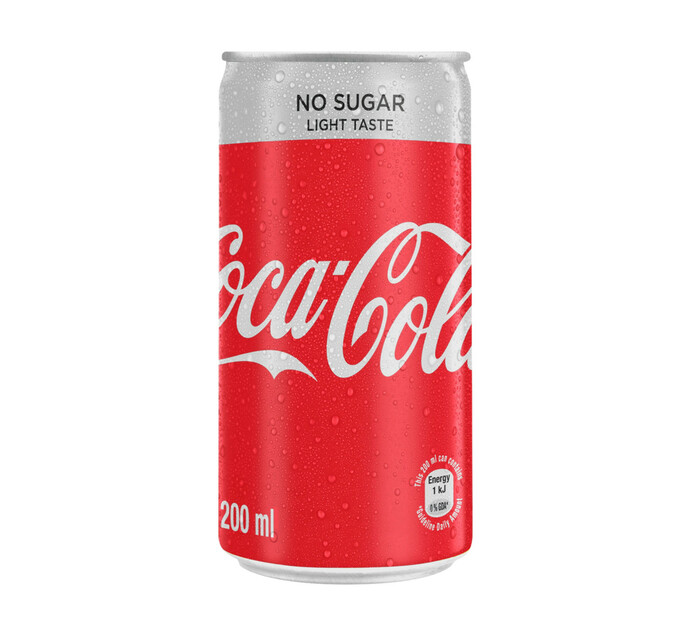 COCA- COLA LIGHT 200ML