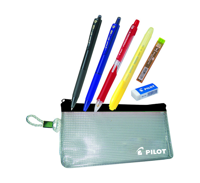Pilot Pencil Bag Assorted Each