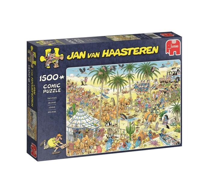 Jumbo The Oasis Puzzle 15000 Piece
