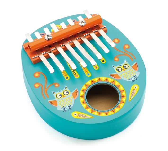 Djeco Musical Instrument- Kalimba