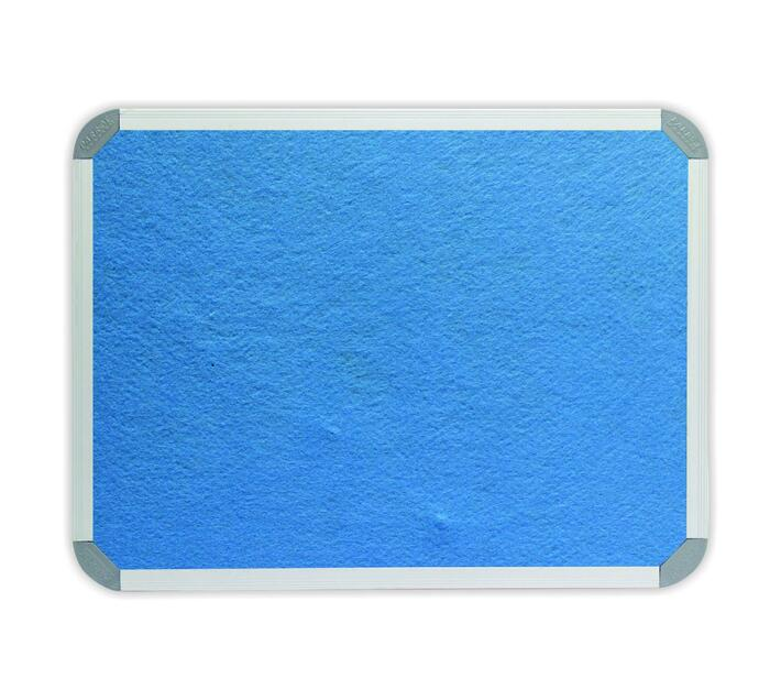 PARROT PRODUCTS Info Board (Aluminium Frame, 1000*1000mm, Sky Blue)