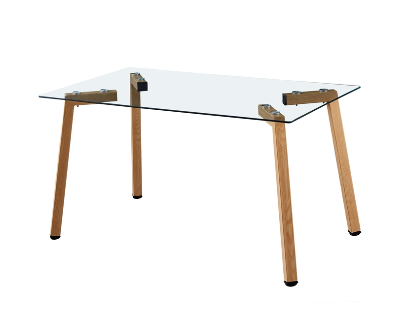 Munich Dining and Office Table – (Beech)