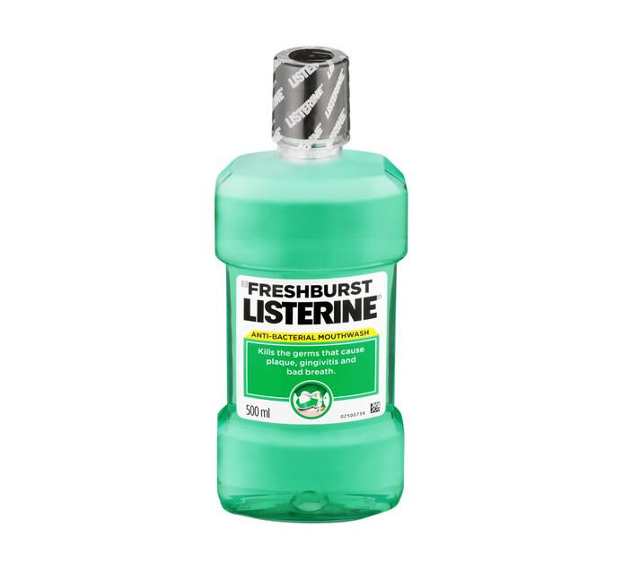 Listerine Mouthwash (All Variants) (1 x 500ml)