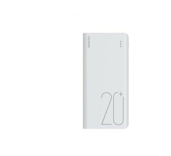 Romoss Sense 6+ 20000mAh Powerbank White