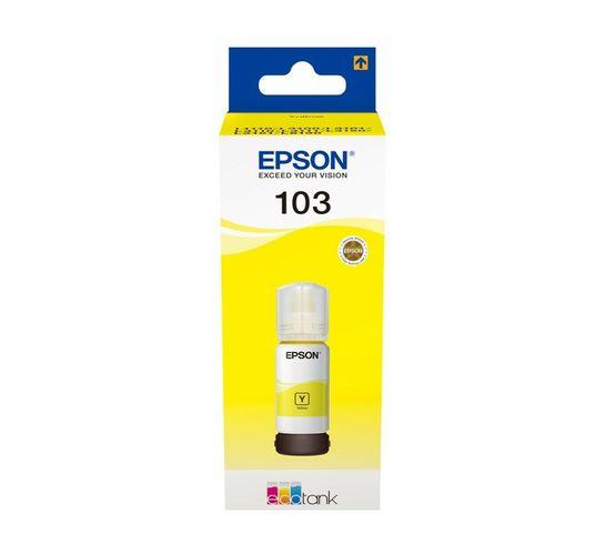 Epson 103 EcoTank Yellow Ink