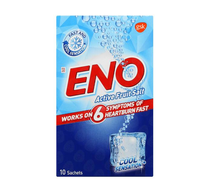 ENO Cooling Sensation Regular (1 x 10's)