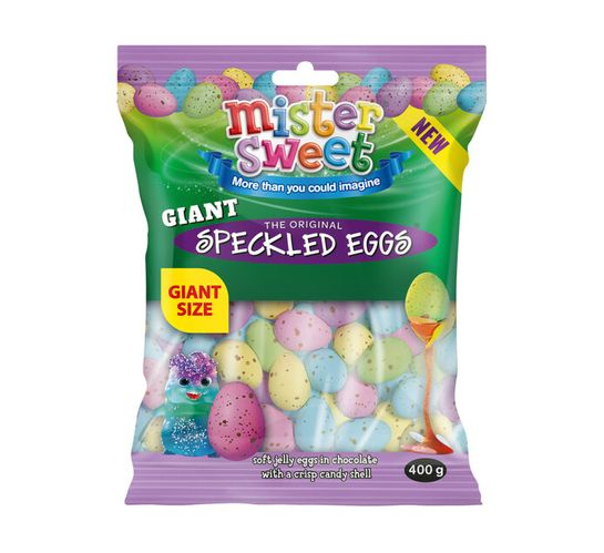 Mister Sweet Candy GIANT (10 x 400g)