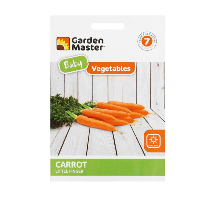 Gardenmaster Baby Vegetables Carrot---Little Finger