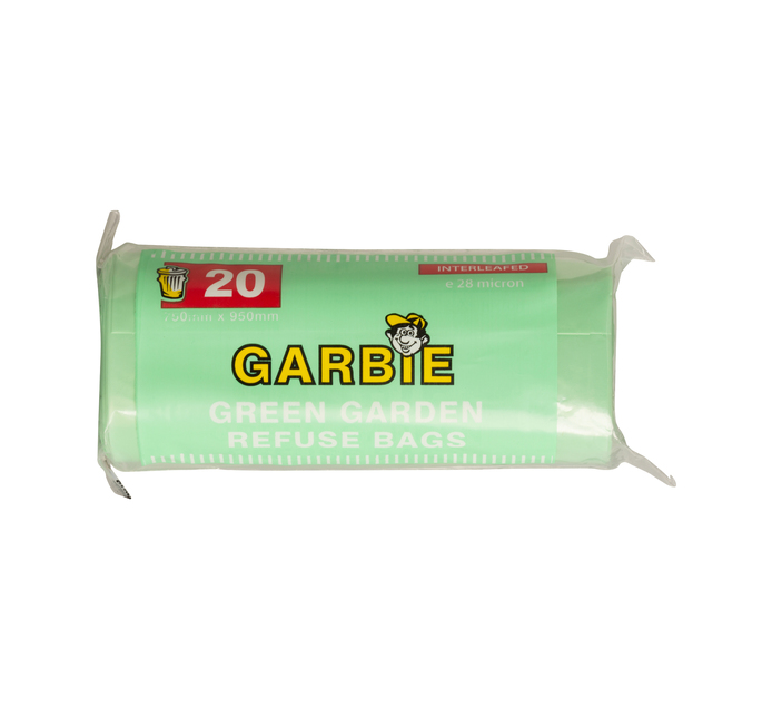 GARBIE Garden Refuse Bag (1 x 20's)