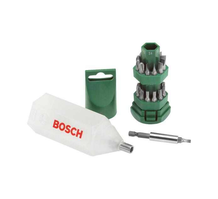 Bosch 24-Piece Screwdriver Bit Set