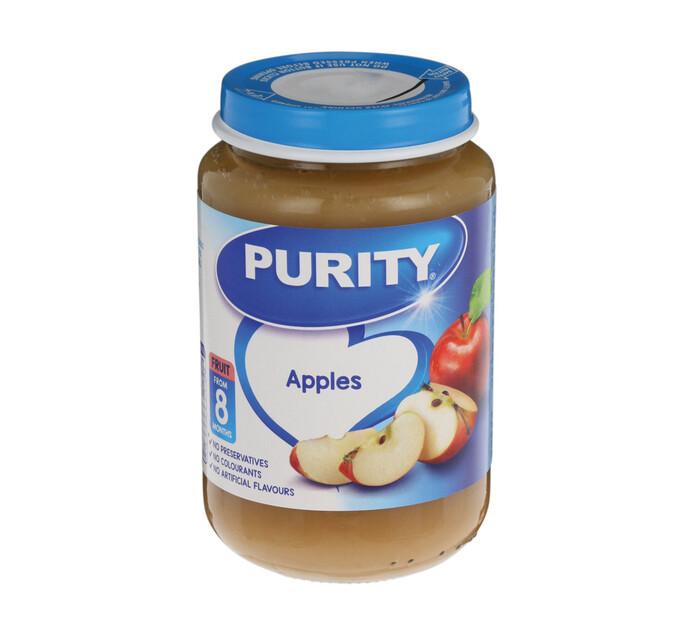 Purity 3rd Foods Apples (1 x 200ML)