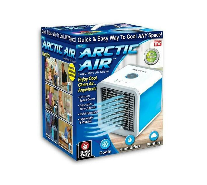 Arctic Air Cooler - White