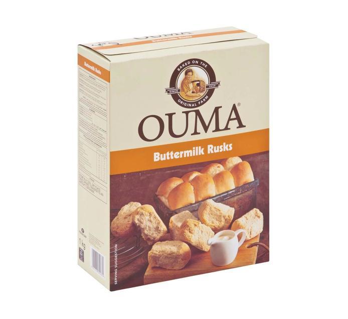 Ouma Rusks Buttermilk (1  x  1kg)