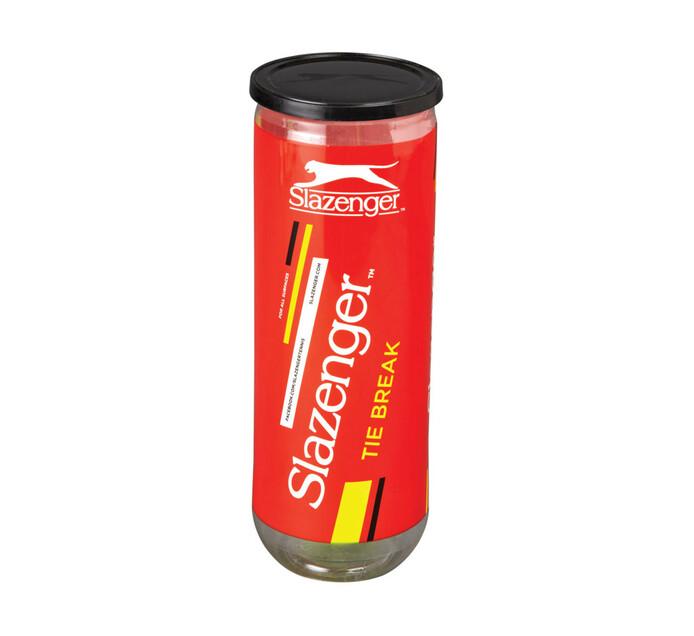Slazenger Tie Break Tennis Balls 3-Pack