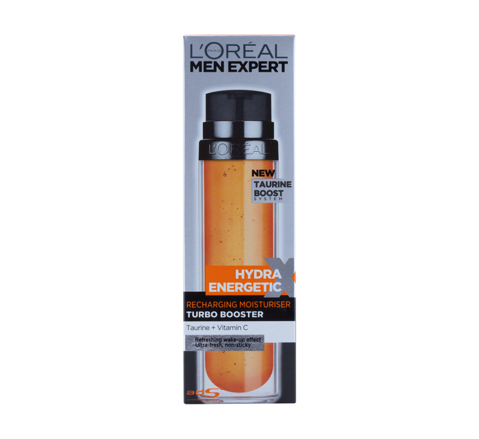 L'OREAL Men Expert Hydra Turbo Booster Moisturiser (1 x 50ml)