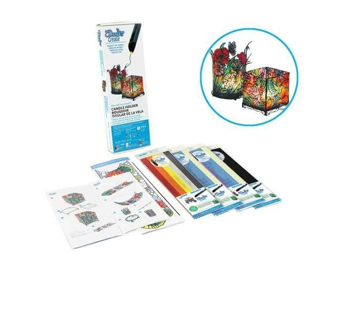 3Doodler Tiffany Candle Project Kit