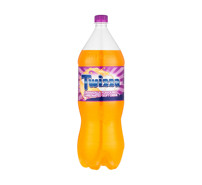 Twizza Soft Drink Granadilla (1 x 2L)