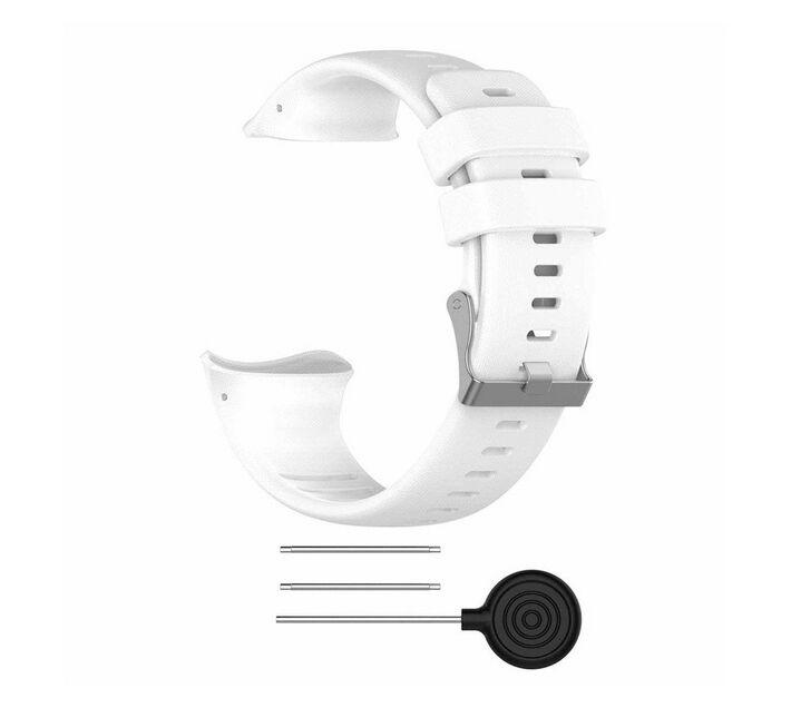 GG Replacement Strap for Polar Vantage V - White