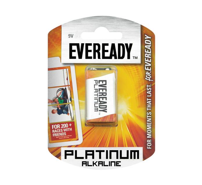 Eveready Platinum 9 V Battery